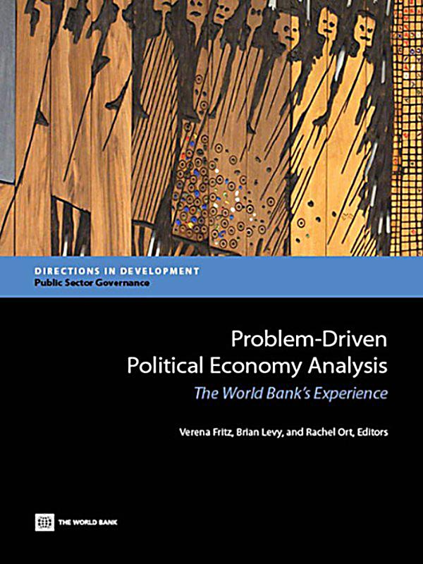 an analysis of political economy Article: political economy of aid in conflict: an analysis of pre- and post-intifada donor behaviour in the occupied palestinian territories.