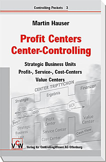 profit centers center controlling buch portofrei bei. Black Bedroom Furniture Sets. Home Design Ideas