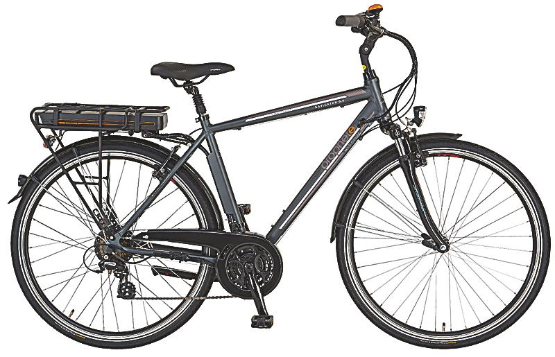 prophete e bike alu trekking 28 navigator 6 4 herren. Black Bedroom Furniture Sets. Home Design Ideas