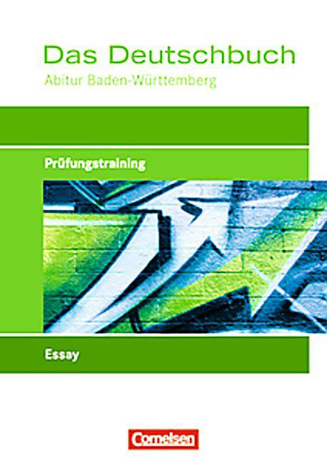 essay themen deutsch abitur Hallo leute , kann mir einer von euch die deutsch abituraufgaben in baden-württemberg zum thema essay sagen, da ich morgen die letze arbeit vor dem abi schreibe und.