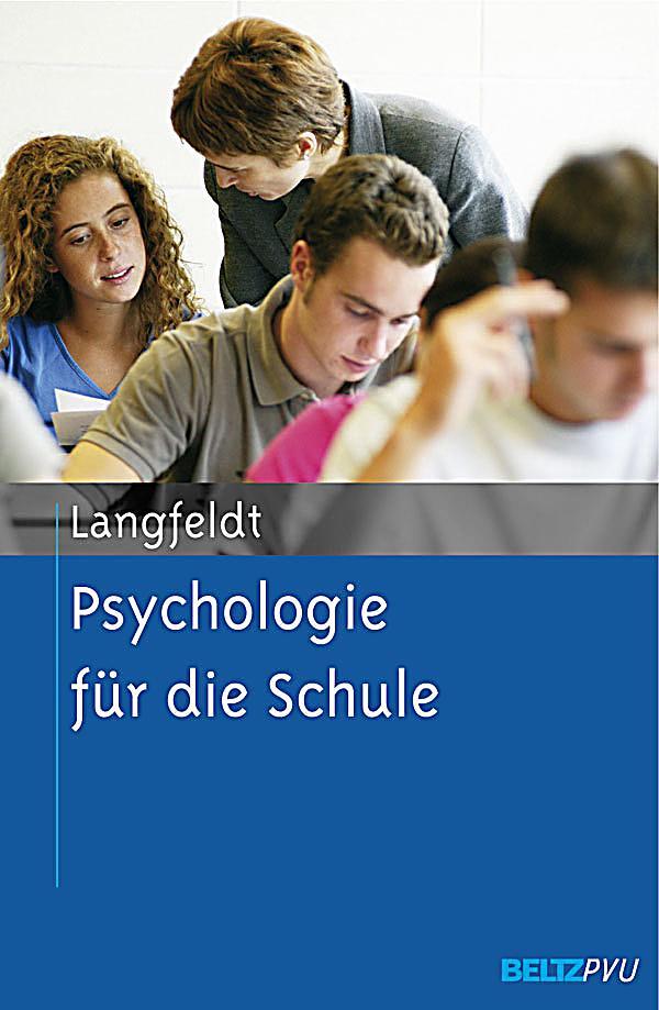 Psychologie für die Schule Buch portofrei bei Weltbildde