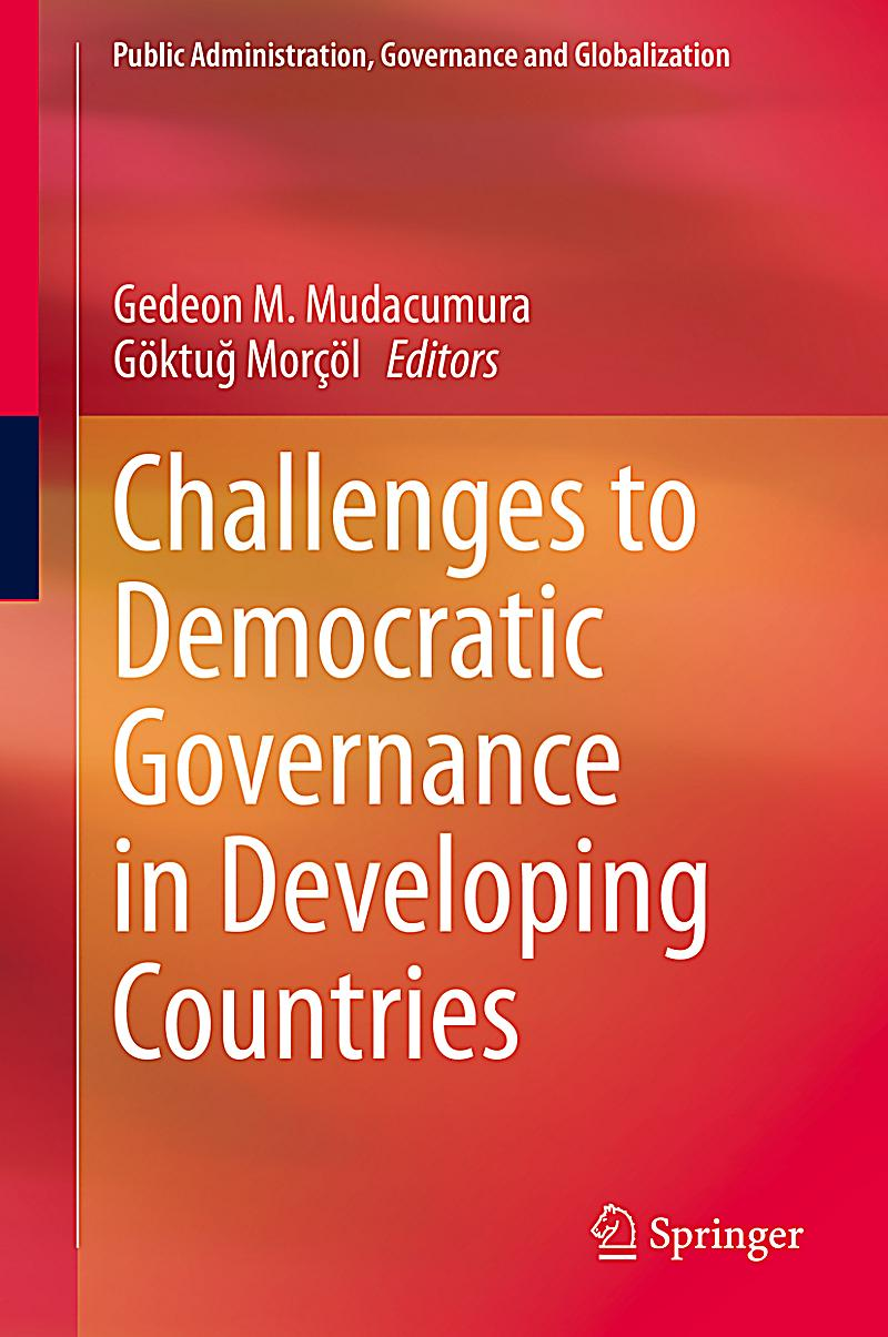 democratic governance Wfm-igp's program in international democratic governance (idg) supports inclusive global responses to the rise of transnational governance the idg.