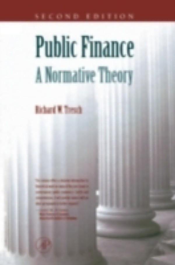 public finance a normative theory pdf