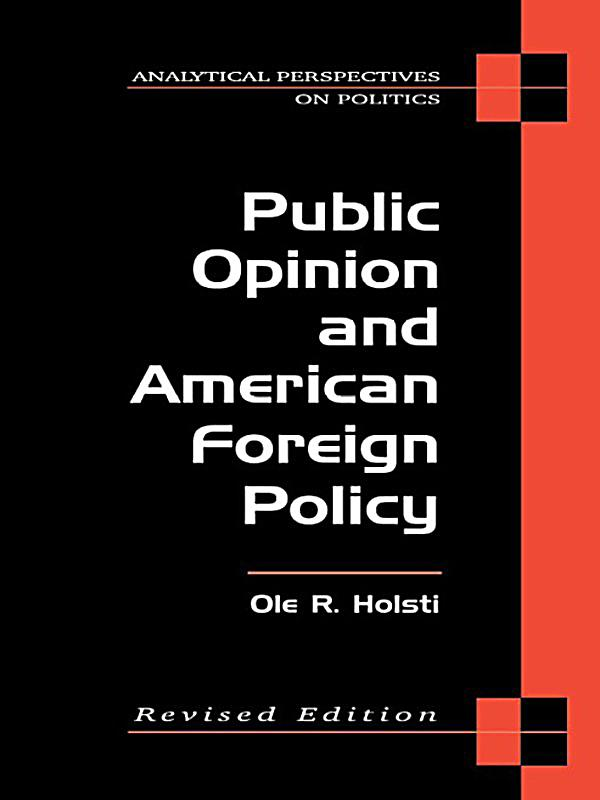 public opinion and policy essay Public policy essays public policy impacts almost every aspect of our lives, be it economic, social or cultural our economic well-being is, to a large extent.