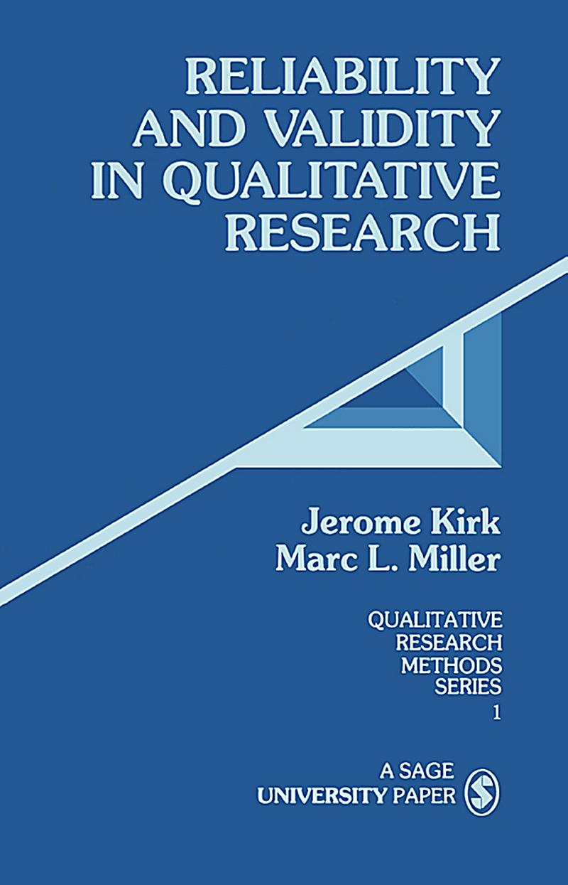 research methods validity and reliability In quantitative research, this is achieved through measurement of the validity and reliability1 validity is defined as the extent to which a concept is accurately measured in a quantitative study for example, a survey designed to explore depression but which actually measures anxiety would not be considered valid.
