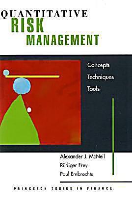 Quantitative risk management pdf mcneil