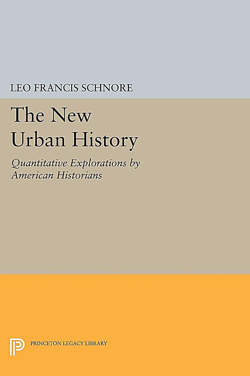 essays in the new urban history New urban history the new urban graduate students and others interested in urban history and urban studies to communicate current research and research interests.