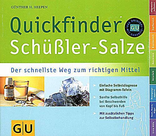 quickfinder sch ssler salze buch bei online. Black Bedroom Furniture Sets. Home Design Ideas