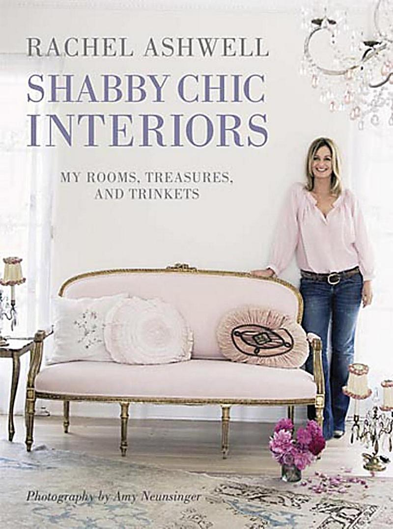 Rachel Ashwell Shabby Chic Interiors Buch portofrei - Weltbild.de