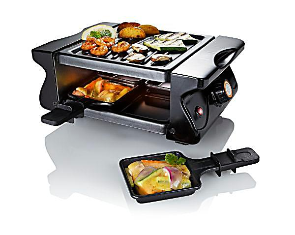 Raclette set 5 teilig jetzt bei bestellen for Gartenmobel set 5 teilig