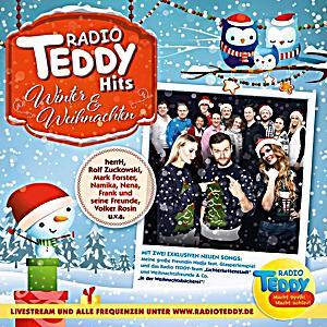 radio teddy hits winter weihnachten von various. Black Bedroom Furniture Sets. Home Design Ideas
