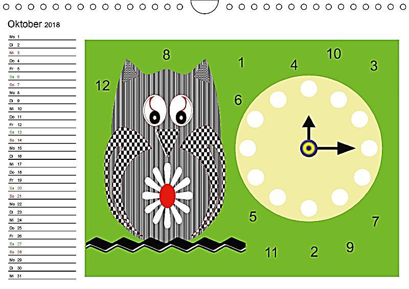 r tselspa f r kinder ab 4 jahren wandkalender 2018 din a4 quer kalender bestellen. Black Bedroom Furniture Sets. Home Design Ideas