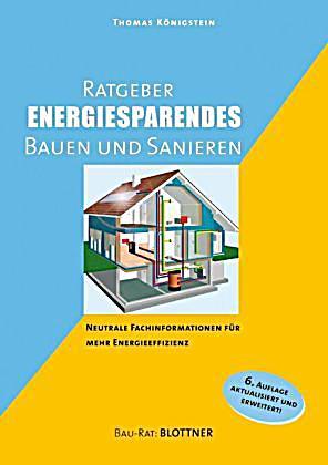 ratgeber energiesparendes bauen und sanieren buch portofrei