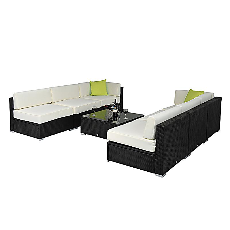rattan gartenm bel als 23 teiliges set bestellen. Black Bedroom Furniture Sets. Home Design Ideas