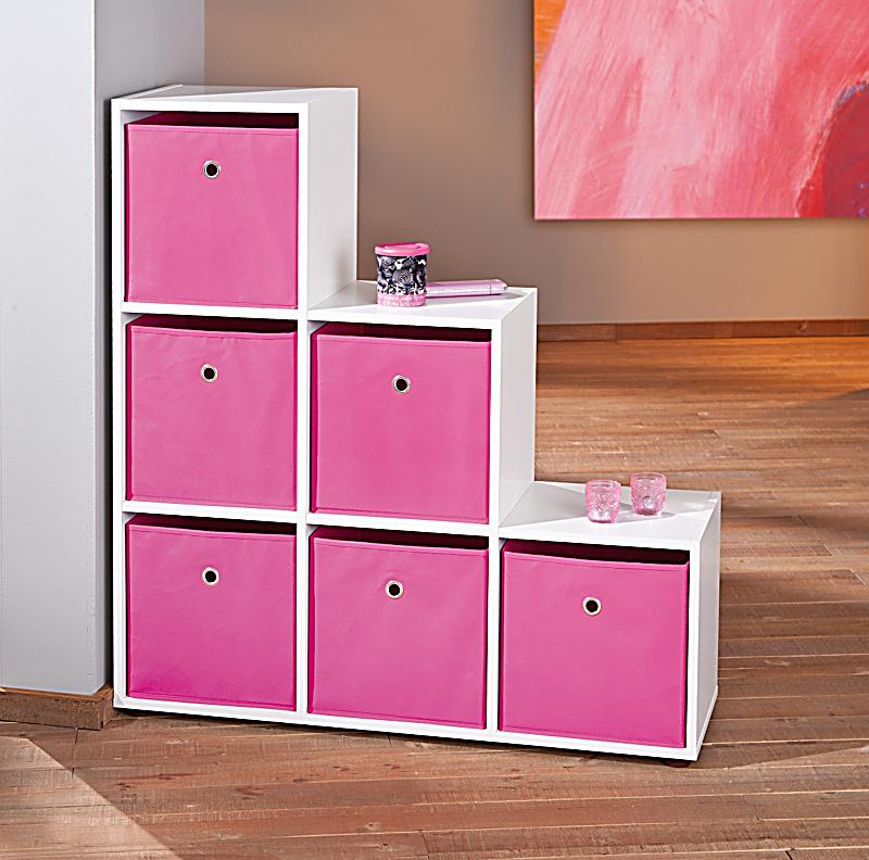 raumteiler cadore 6 f cher farbe wei bestellen. Black Bedroom Furniture Sets. Home Design Ideas