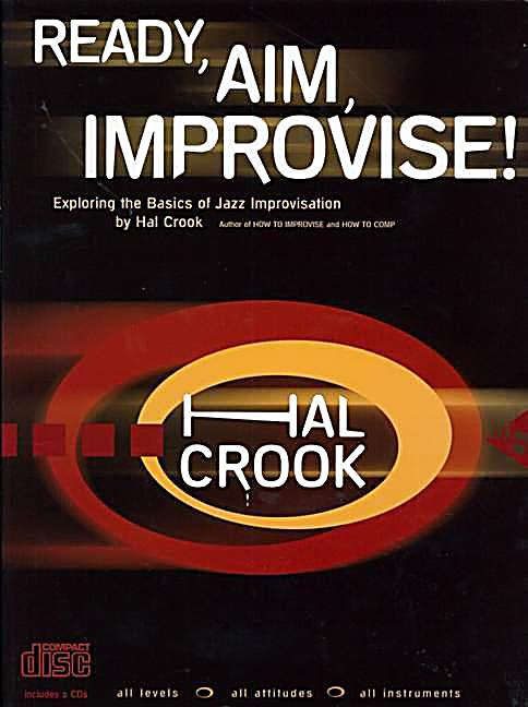 Hal crook ready aim improvise
