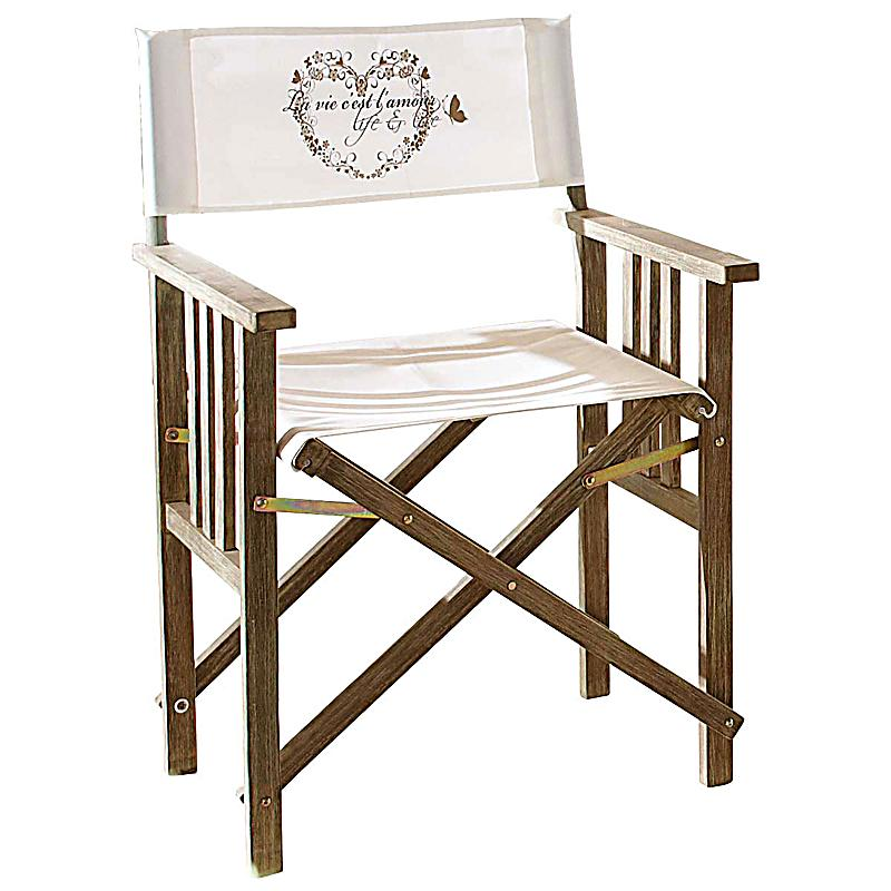 regiestuhl florentin jetzt bei bestellen. Black Bedroom Furniture Sets. Home Design Ideas
