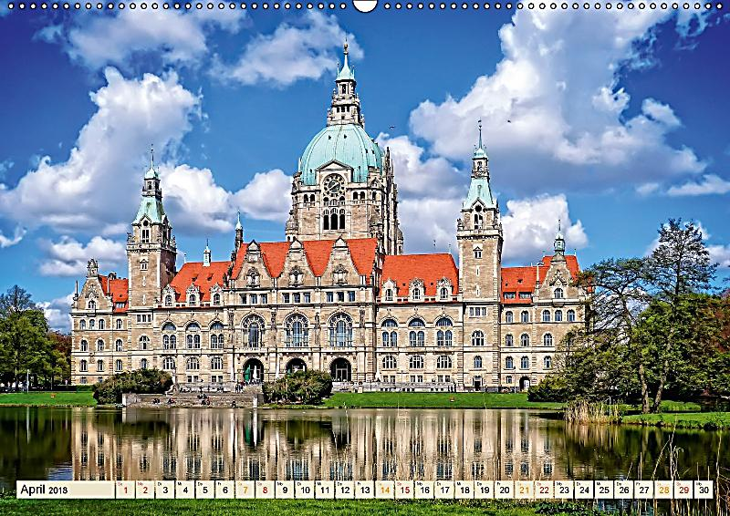 reise durch deutschland niedersachsen wandkalender 2018 din a2 quer kalender bestellen. Black Bedroom Furniture Sets. Home Design Ideas