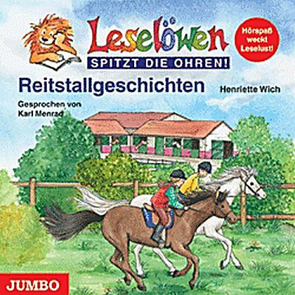 Wich, H: Reitstallgeschichten/CD