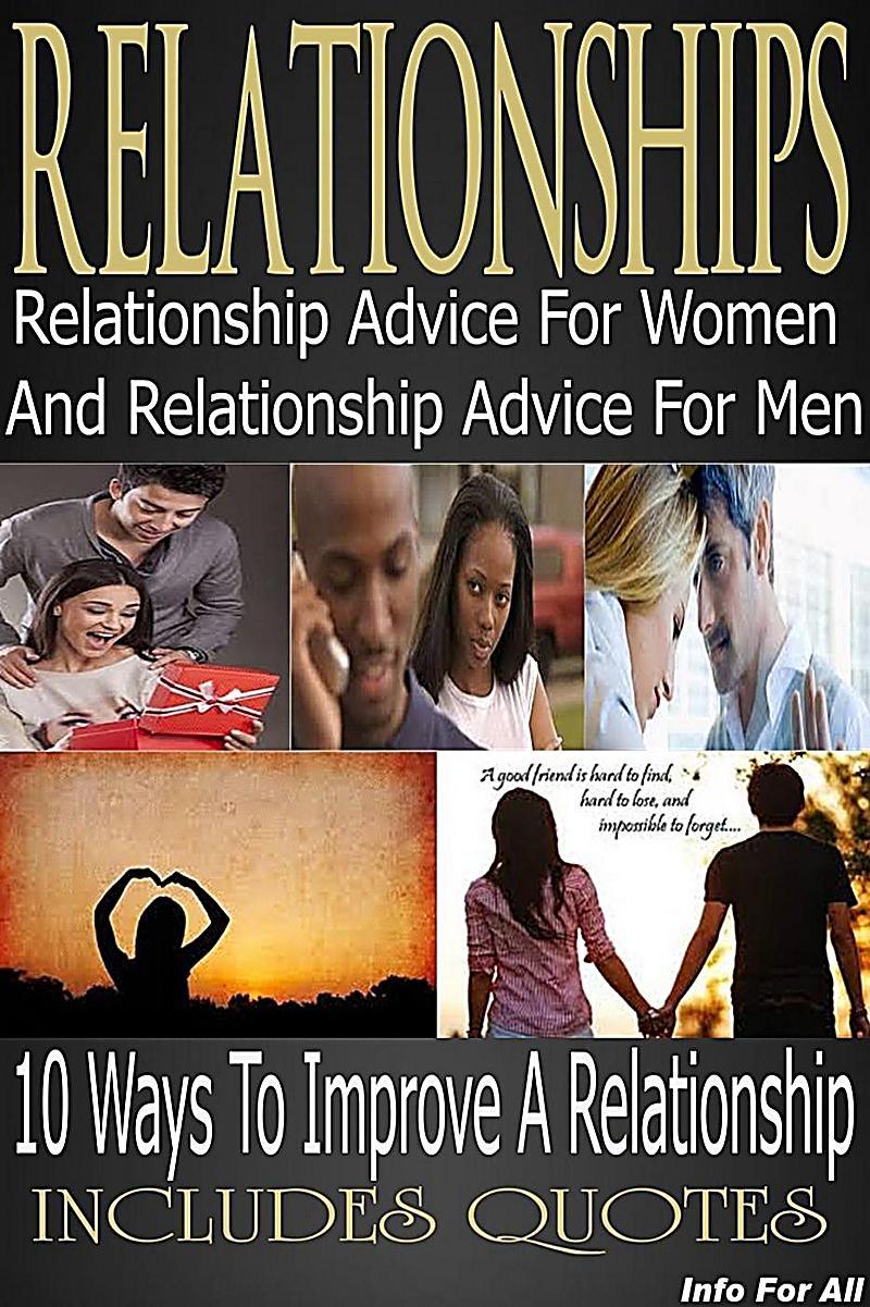 relationship tips for women from men