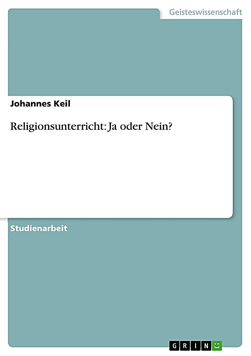 religionsunterricht ja oder nein ebook jetzt bei. Black Bedroom Furniture Sets. Home Design Ideas