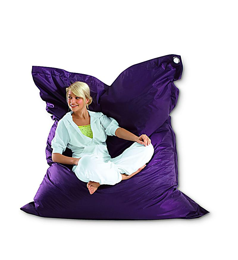 riesen sitzkissen brombeer jetzt bei bestellen. Black Bedroom Furniture Sets. Home Design Ideas