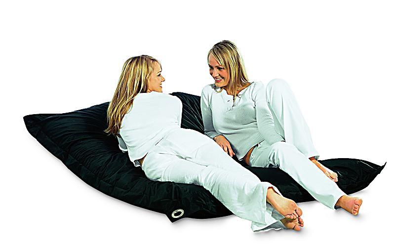 riesen sitzkissen farbe schwarz bestellen. Black Bedroom Furniture Sets. Home Design Ideas
