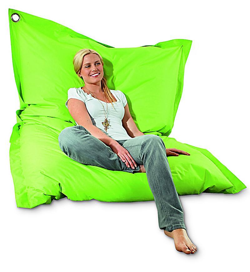 riesen sitzkissen gr n jetzt bei bestellen. Black Bedroom Furniture Sets. Home Design Ideas