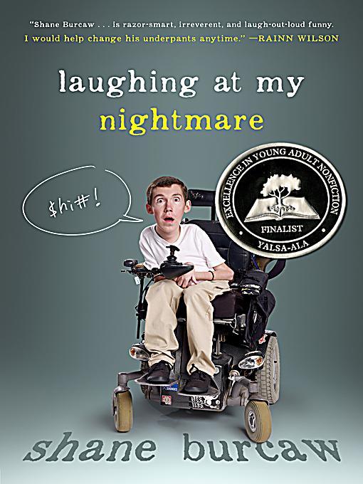 Roaring Brook Press: Laughing at My Nightmare ebook ...