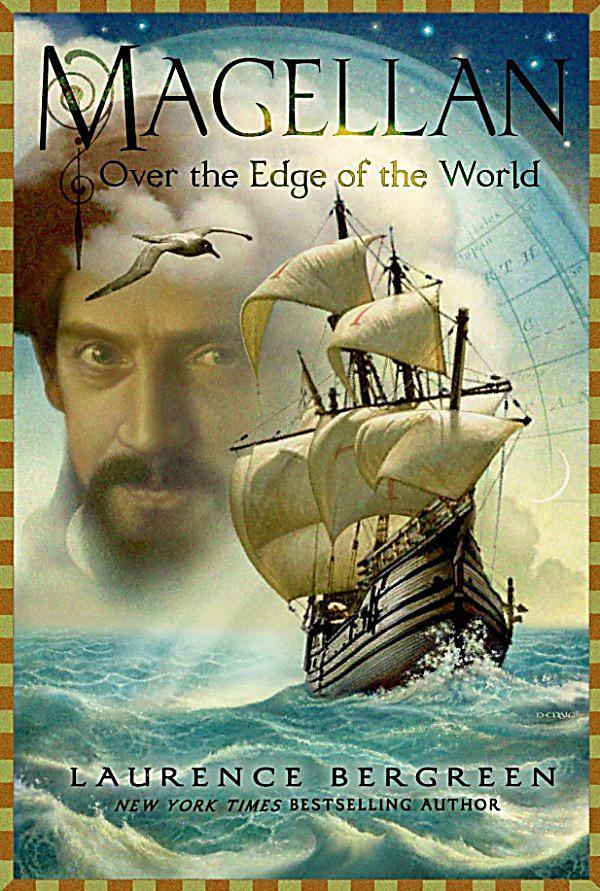 Roaring Brook Press: Magellan: Over the Edge of the World ...