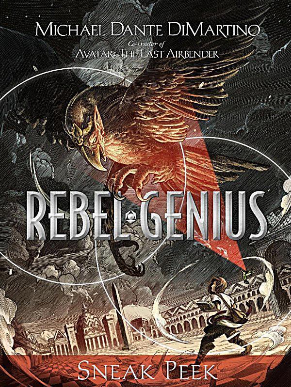 Roaring Brook Press: REBEL GENIUS Sneak Peek eBook gratis ...