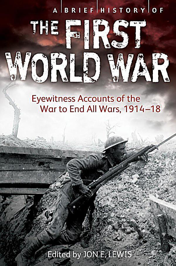 A brief description of world war