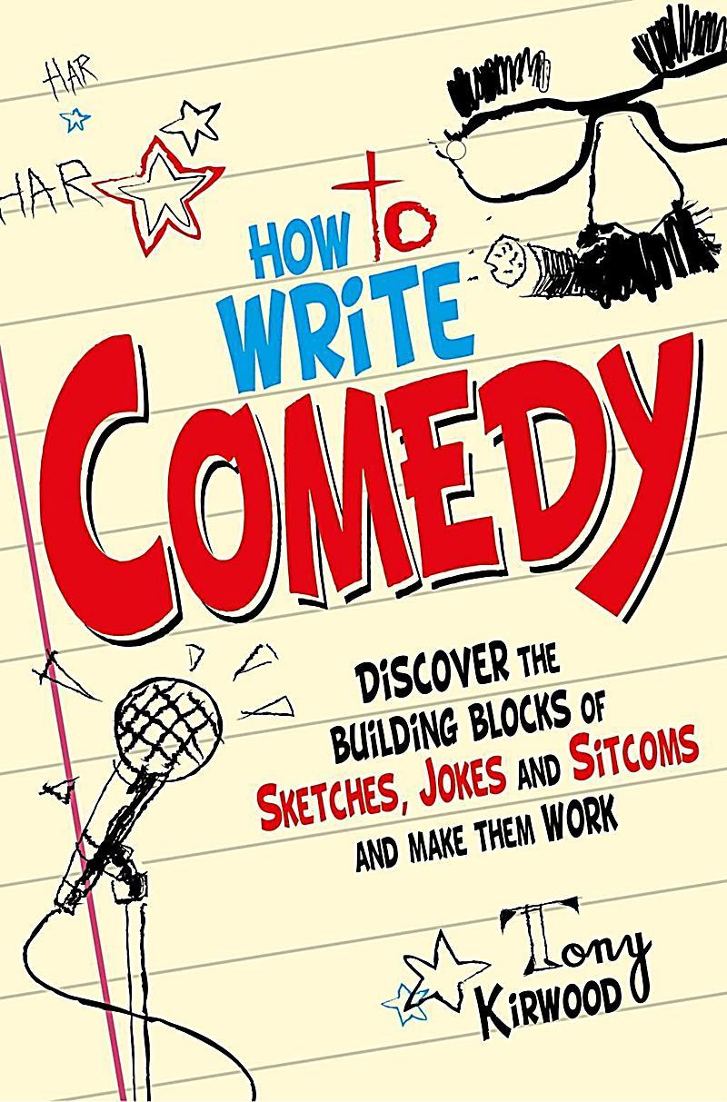 how to write a comedy novel