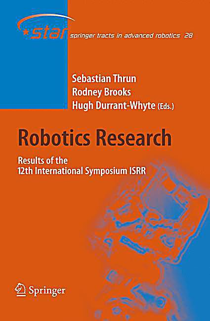 term paper on robotics Robots are used in numerous fields such as in the automobile industry where they are used in welding and lifting cars apart from assembly operation, robots are used.