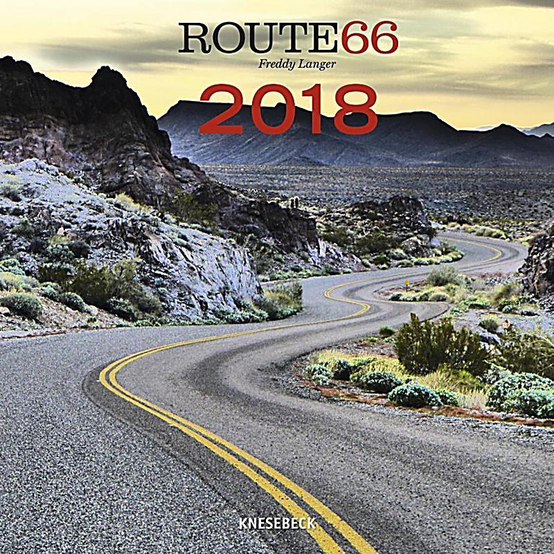 route 66 2018 kalender jetzt g nstig bei. Black Bedroom Furniture Sets. Home Design Ideas