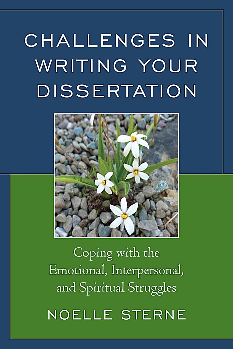 dissertation obstacles Find out how to write chapters of a dissertation now grademiners provide with the best tips on how to create a stunning dissertation chapter.