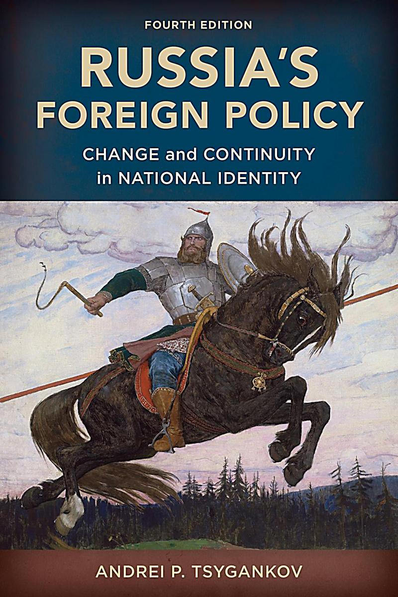 russia foreign policy With russia playing an ever-larger role in global politics, understanding the  drivers of russian foreign policy is crucial this series of papers examines.