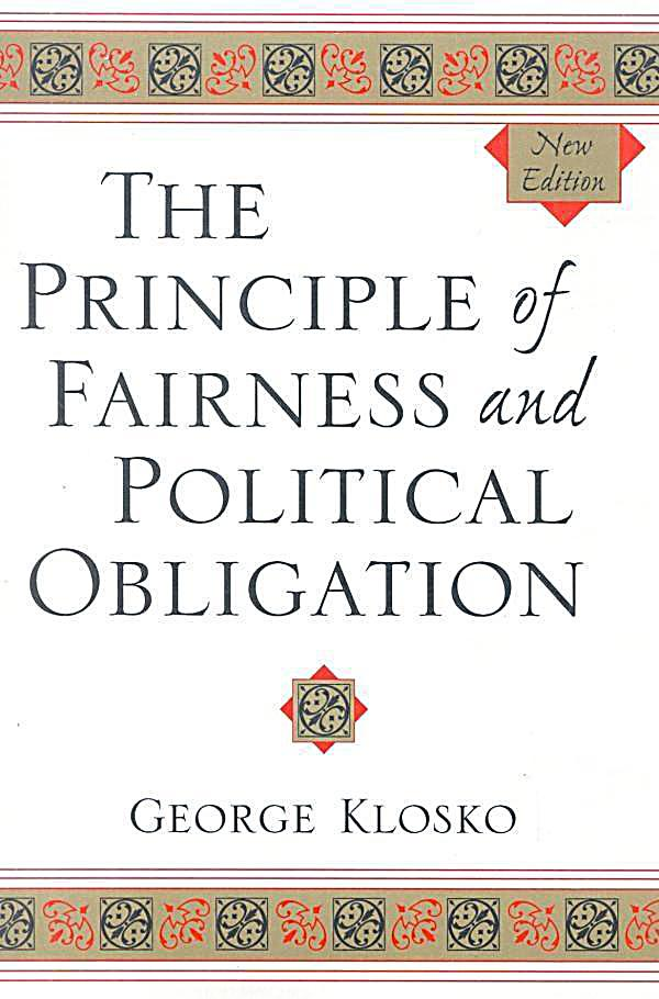 political obligation To have a political obligation is to have a moral duty to obey the laws of one's  country or state on that point there is almost complete agreement.