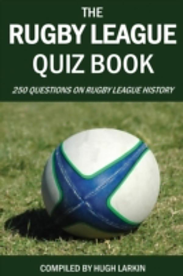how to play rugby league book