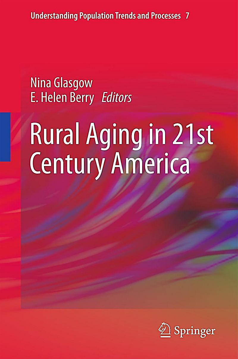 aging in america America's population is aging rapidly: nearly one in every seven, or almost 15 percent of our population, is 65+ in some communities, this is even higher over the next decade, this number will double.