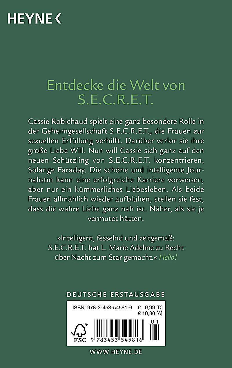 S.E.C.R.E.T. Band 3: Enthülltes Geheimnis Buch - Weltbild.de