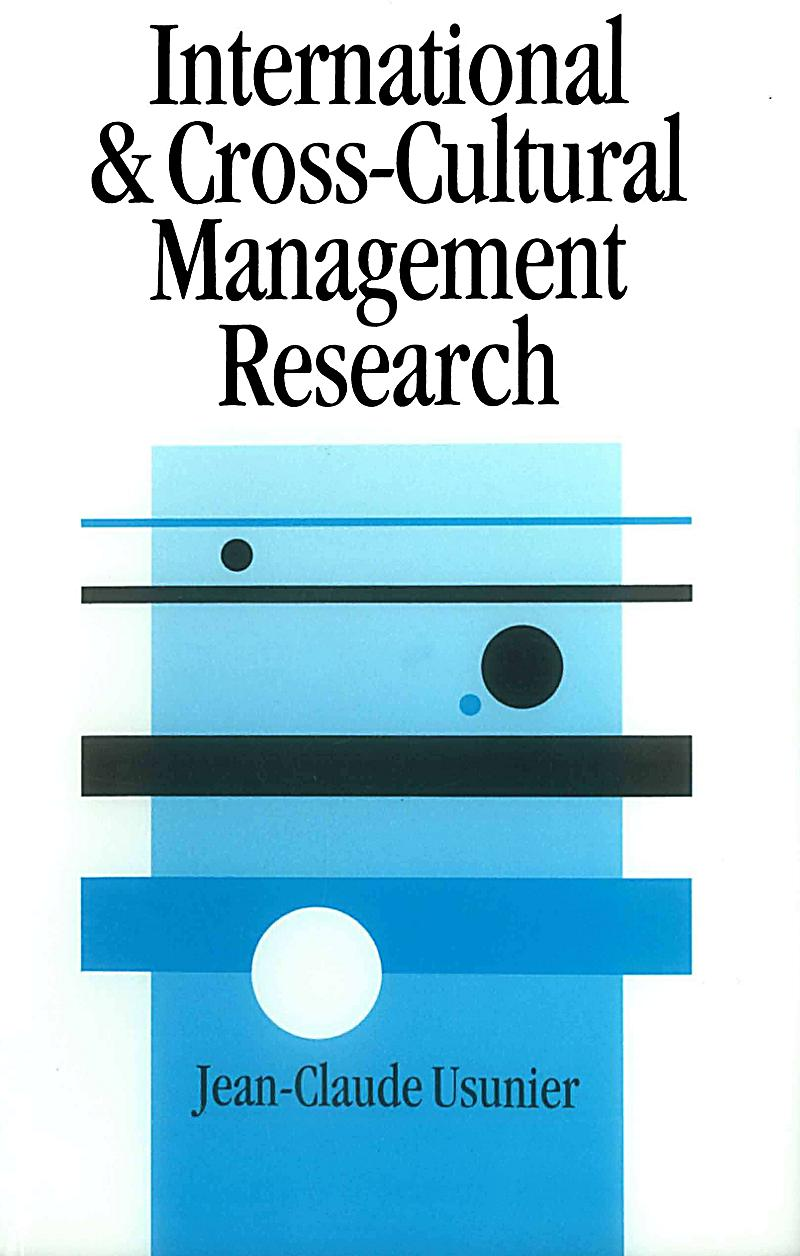 research papers cross cultural management pdf To comprehend the impact that cultural distance has on cross-border the five african countries selected for this research are: botswana, ethiopia, mauritius, mozambique and tanzania management summary.