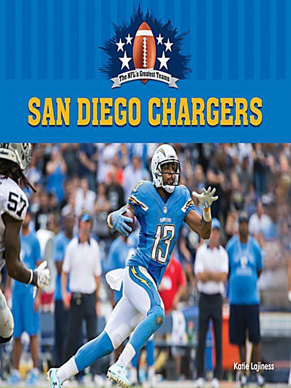 San Diego Chargers Ebook Jetzt Bei Weltbild Ch Als Download