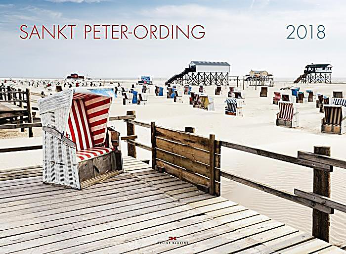 sankt peter ording 2018 kalender bei bestellen. Black Bedroom Furniture Sets. Home Design Ideas