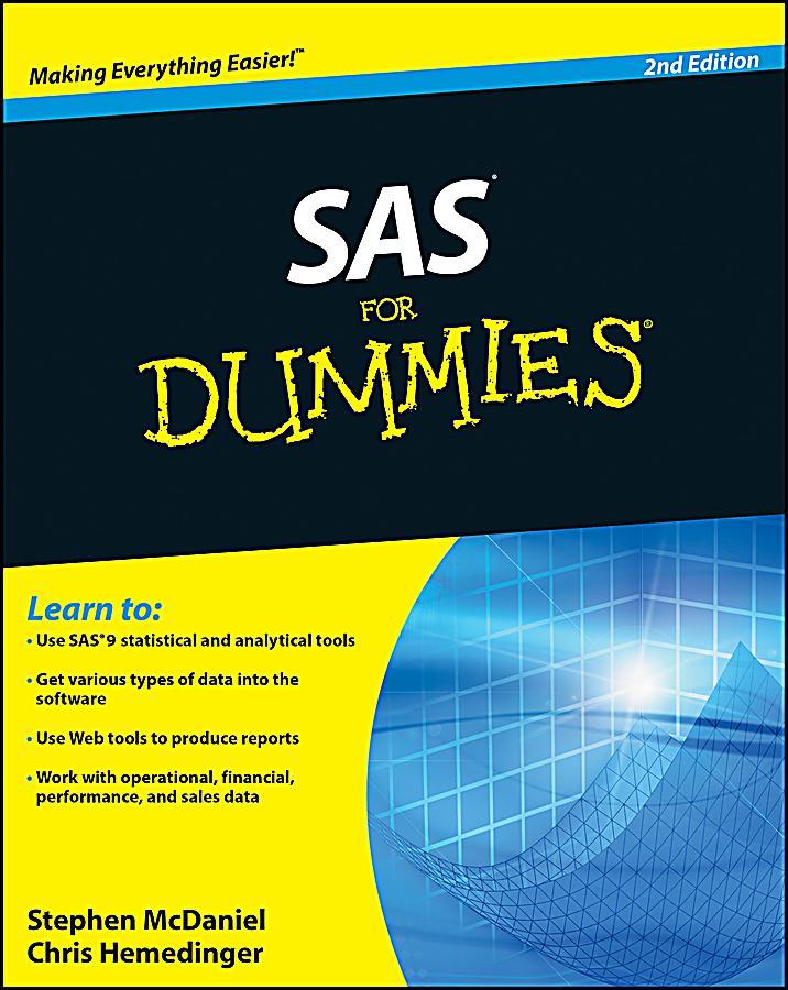 sas programming for dummies pdf