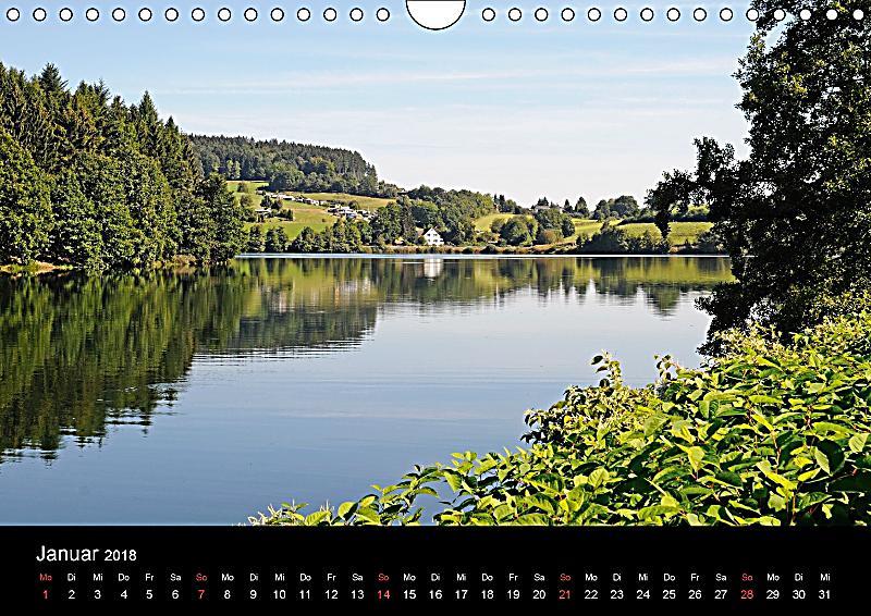 sauerland land der seen und berge wandkalender 2018 din a4 quer kalender bestellen. Black Bedroom Furniture Sets. Home Design Ideas