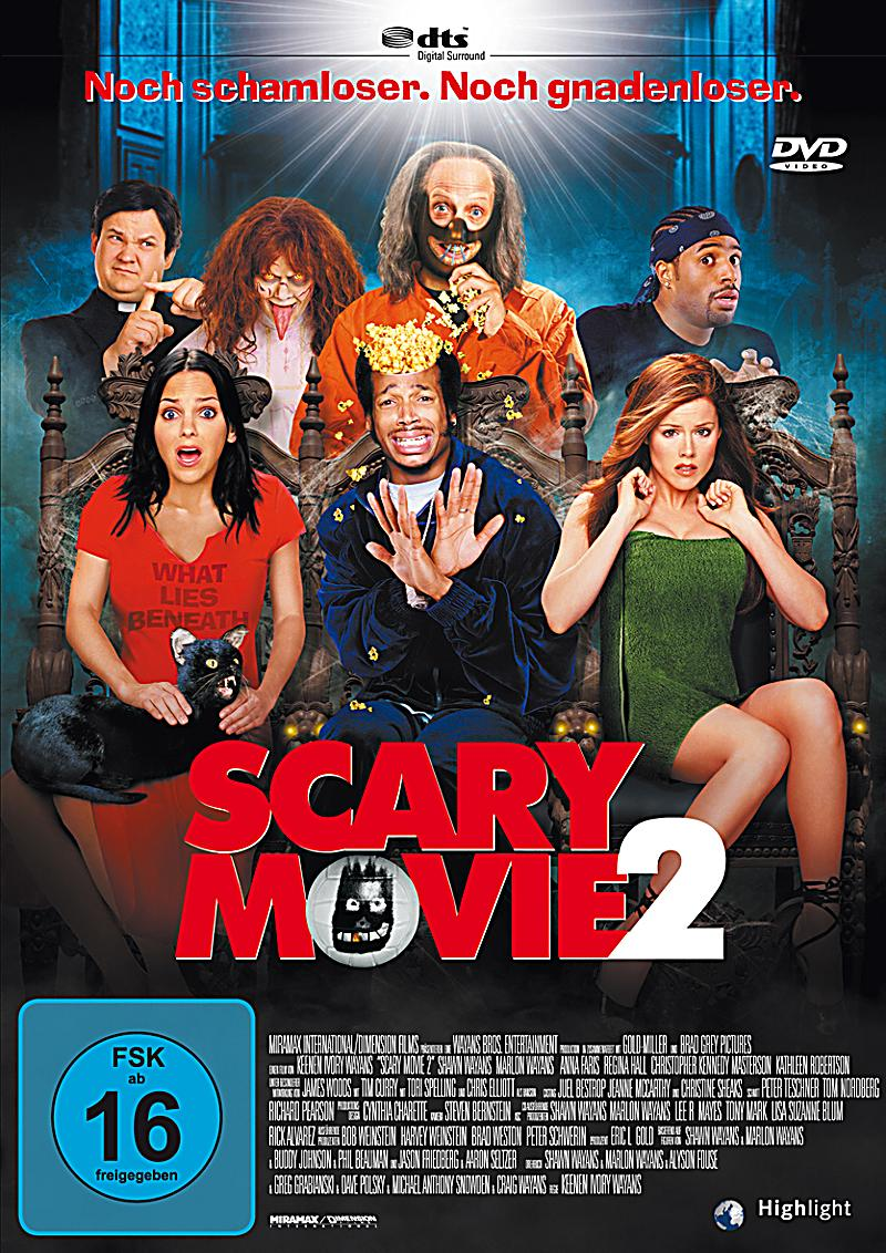 scary movie 2 dvd jetzt bei online bestellen. Black Bedroom Furniture Sets. Home Design Ideas