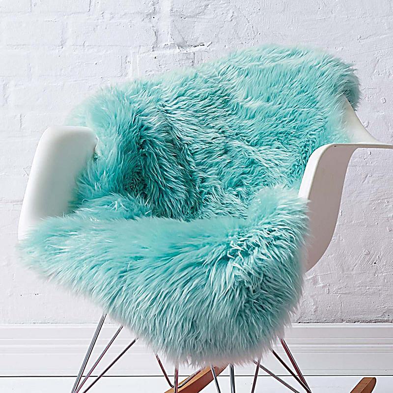schaffell t rkis jetzt bei bestellen. Black Bedroom Furniture Sets. Home Design Ideas