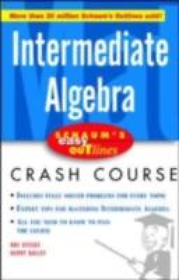 Schaum's Easy Outline Intermediate Algebra ebook | Weltbild.at