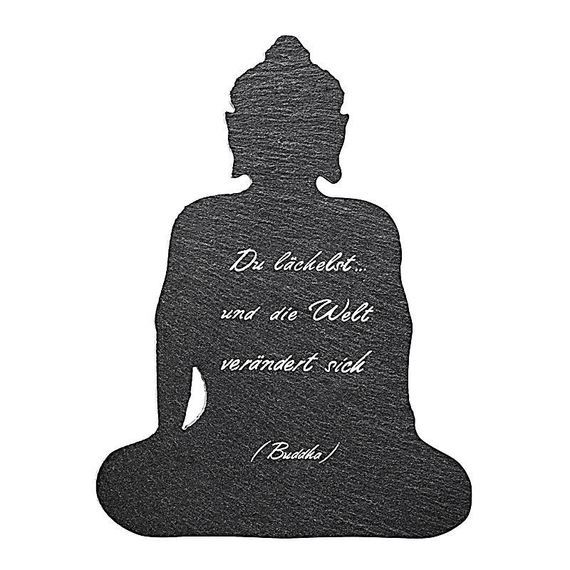 schieferplatte buddha jetzt bei bestellen. Black Bedroom Furniture Sets. Home Design Ideas